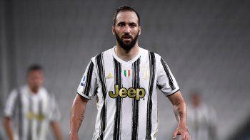 Juventus quiere rescindir el contrato de Higuaín y River se ilusiona con su regreso