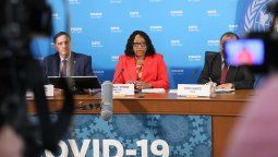 La directora de laOrganización Panamericana de la Salud(OPS),Carissa Etienne, se mostró preocupada por el avance de lapandemia de coronavirusenArgentina.