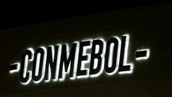 Conmebol aprobó la extensión de la lista de buena fe para las Copas