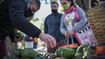 Se suspende la feria de La Verdecita en la Plaza Pueyrredón