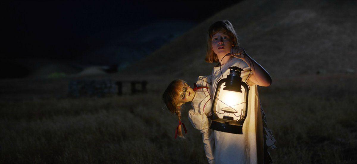 La historia real detrás de la muñeca Annabelle.