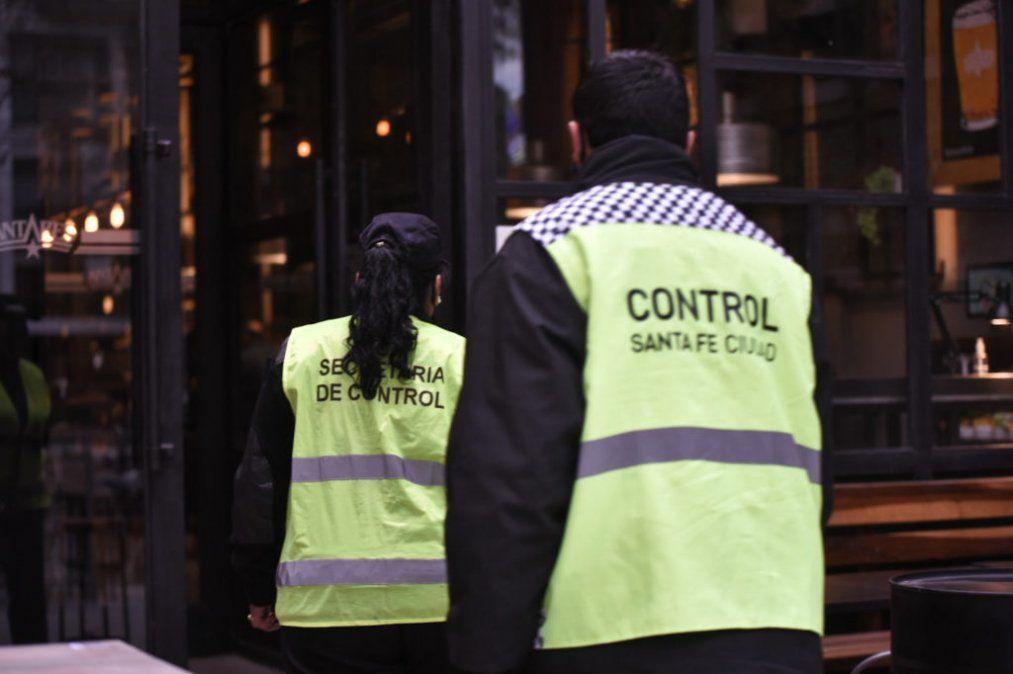 Se siguen controlando los cuatro ingresos a la ciudad y este fin de semana también habrá verificación en la zona de Colastiné