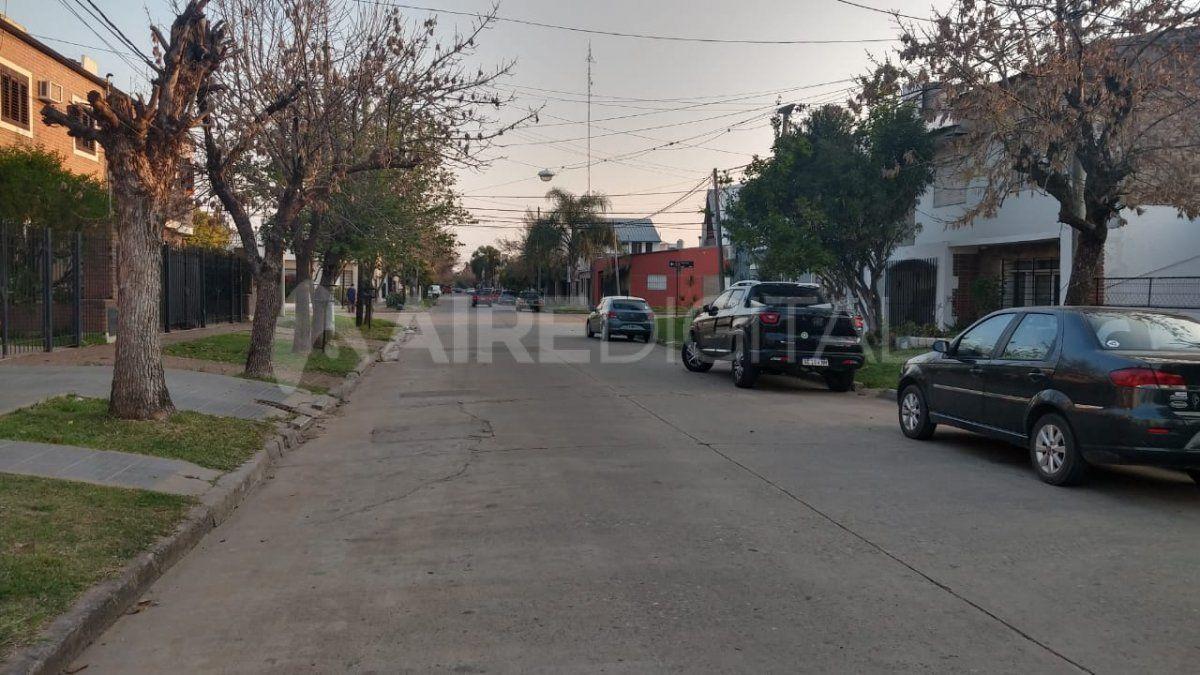 La vivienda que habría sido usurpada se encuentra en calle Tacuarí entre Ayacucho y Pavón.
