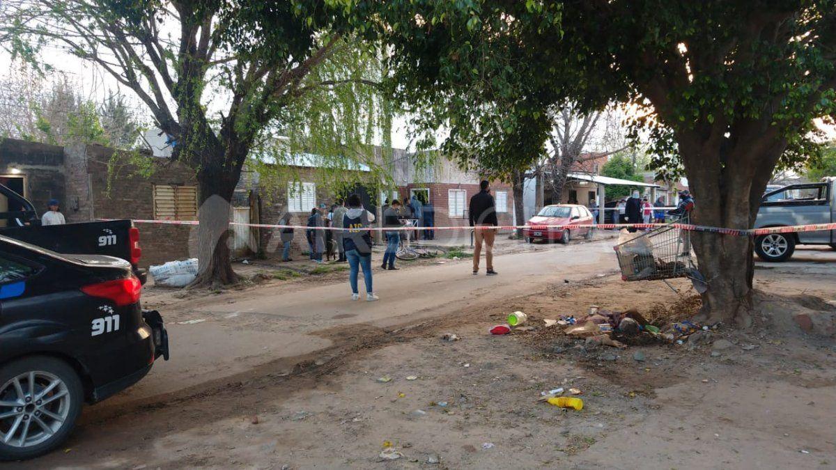 Mataron a un joven de 27 años en el barrio Coronel Dorrego