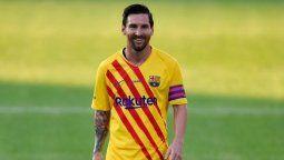 De acuerdo a la prestigiosa revista Forbes, Lionel Messi fue el futbolista que más dinero recaudó en 2020.