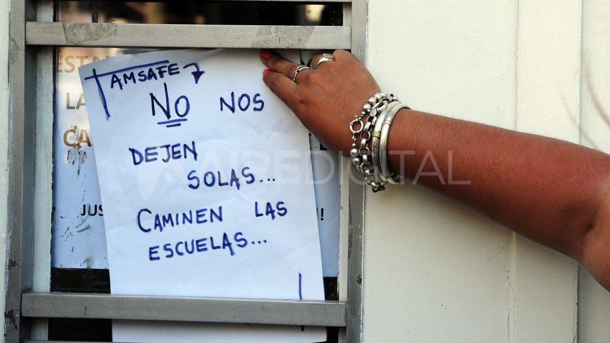 El pedido de justicia por Vanesa Castillo
