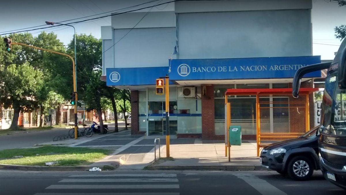 El Banco Nación de Santo Tomé estará cerrado hasta el viernes 18 de septiembre.
