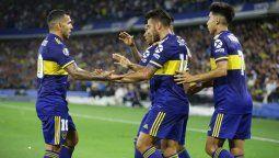 A partir de las 21, Boca juega ante Libertad en Paraguay.