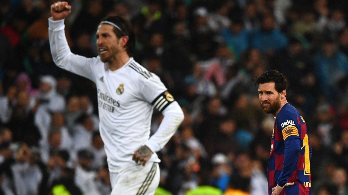 Messi podría perderse el clásico entre Barcelona y Real Madrid por jugar en la selección