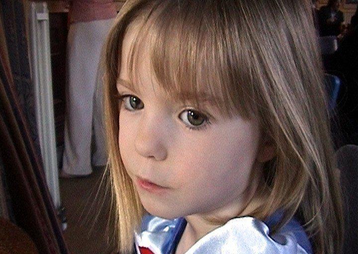 La pequeña estaba con su familia en Portugal.