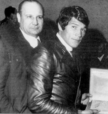"""El hijo del """"Facha"""" Martel recordó la noche en que Carlos Monzón asesinó a Alicia Muñiz"""