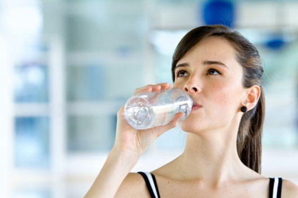 agua y celulitis