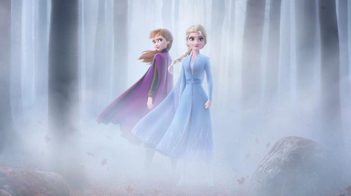 """""""Frozen 2"""": la historia comenzará con la infancia de Elsa y Anna"""