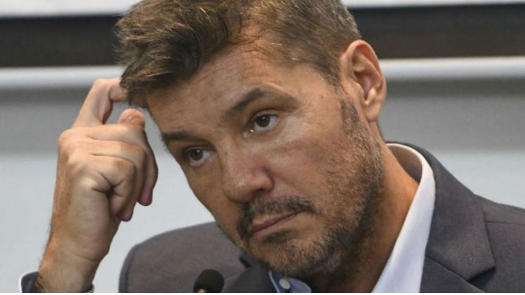 El reto y la prohibición de Marcelo Tinelli a Cande