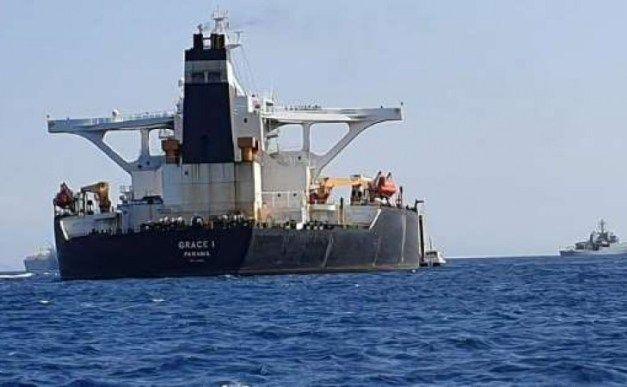 crudo Irán petrolero