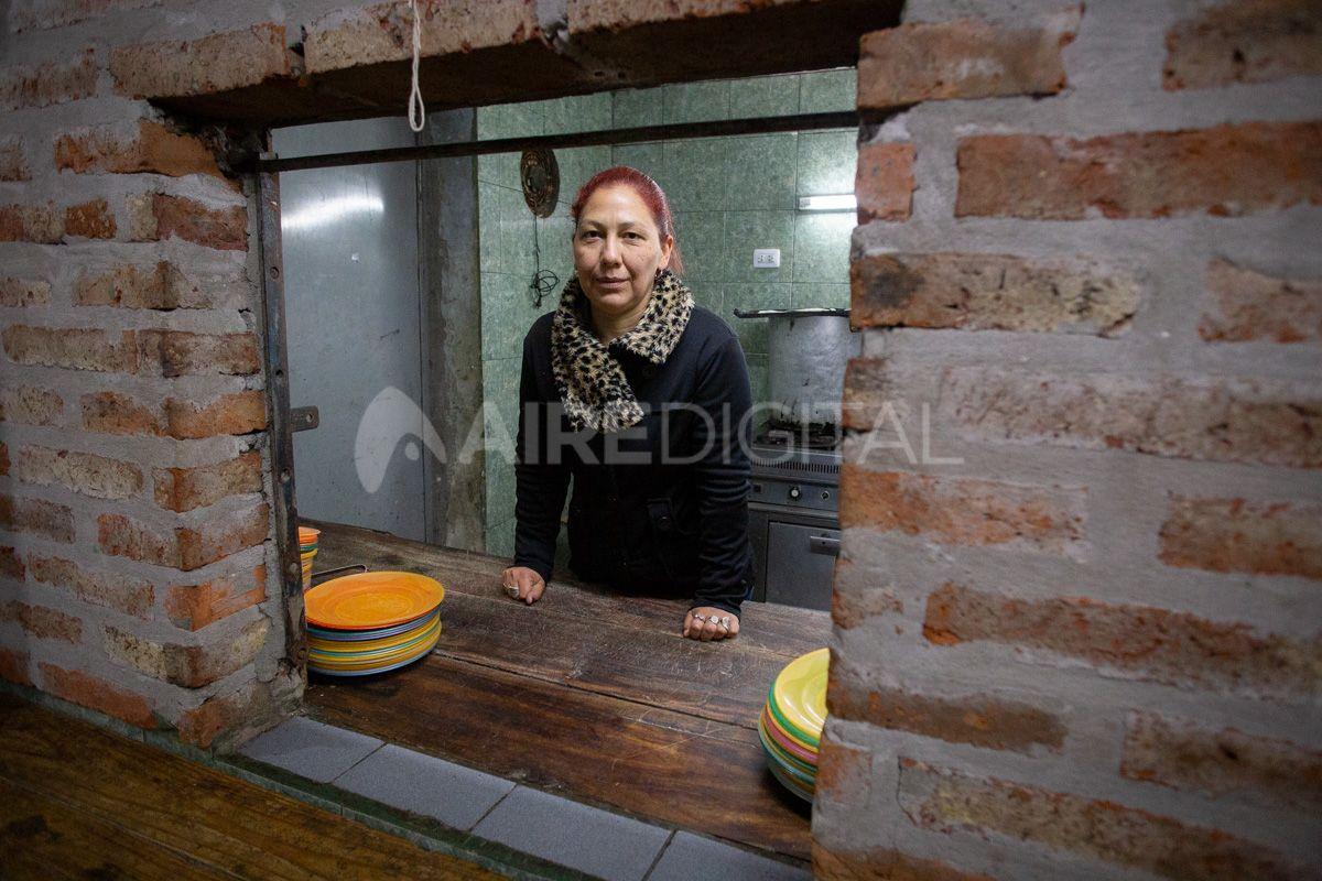Paola Jumilla comedor comunitario santa rosa de lima
