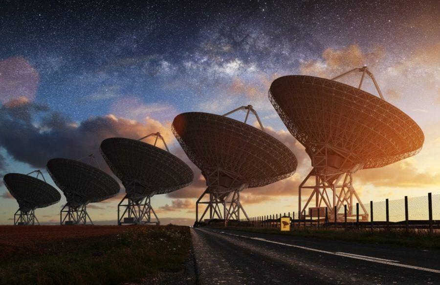 El Proyecto Seti fue diseñado para buscar vida más allá de nuestro hogar con radiotelescopios.