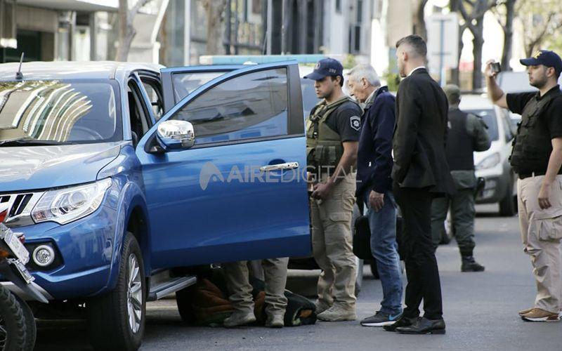 Terminó detenido el exjefe de la Delegación Santa Fe de la Policía Federal, Mariano Valdés