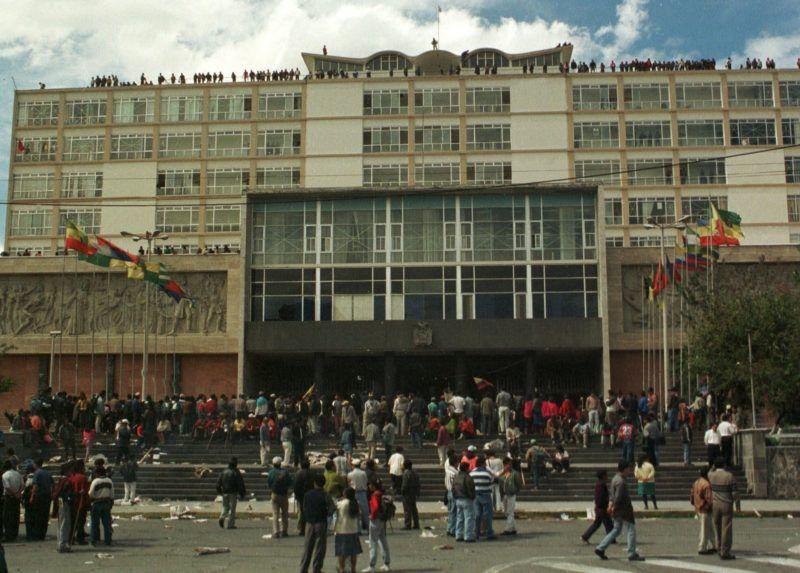crisis 1999 ecuador