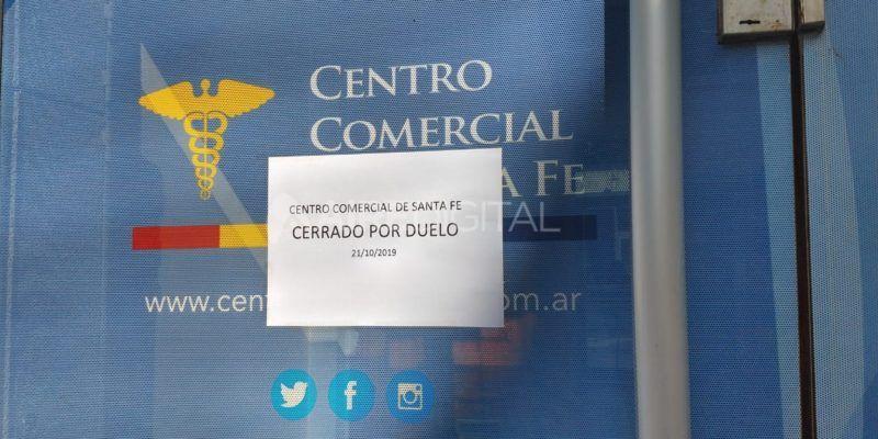 Por un ACV murió Daniel Bustamante, el presidente del Centro Comercial de Santa Fe