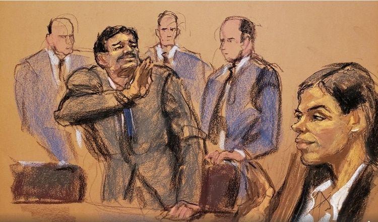 """La defensa de """"El Chapo"""" Guzmán apeló la sentencia de cadena perpetua"""