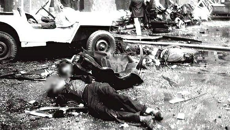 A 64 años del bombardeo a la Plaza de Mayo