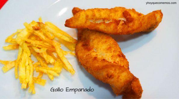 Gallo-Empanado
