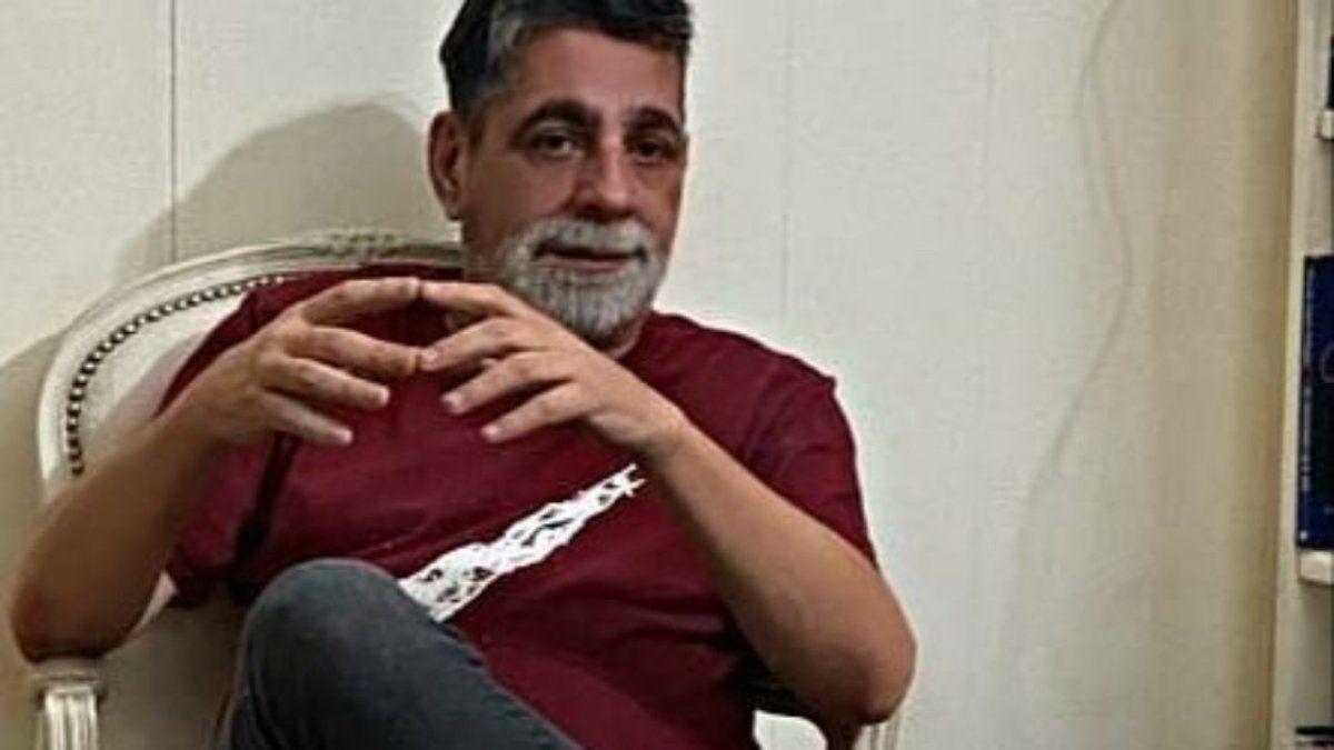 Carlos Bacchi fue hallado sin vida en su departamento.