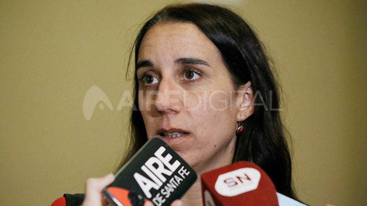 Cristina Ferraro, fiscal de la Unidad Especial de Homicidios