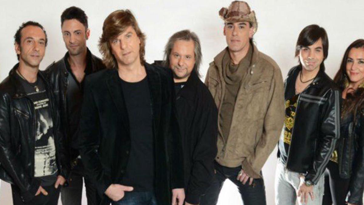 La banda rosarina de rock Vilma Palma e Vampiros confirmó la muerte del músico Claudio Garbolino
