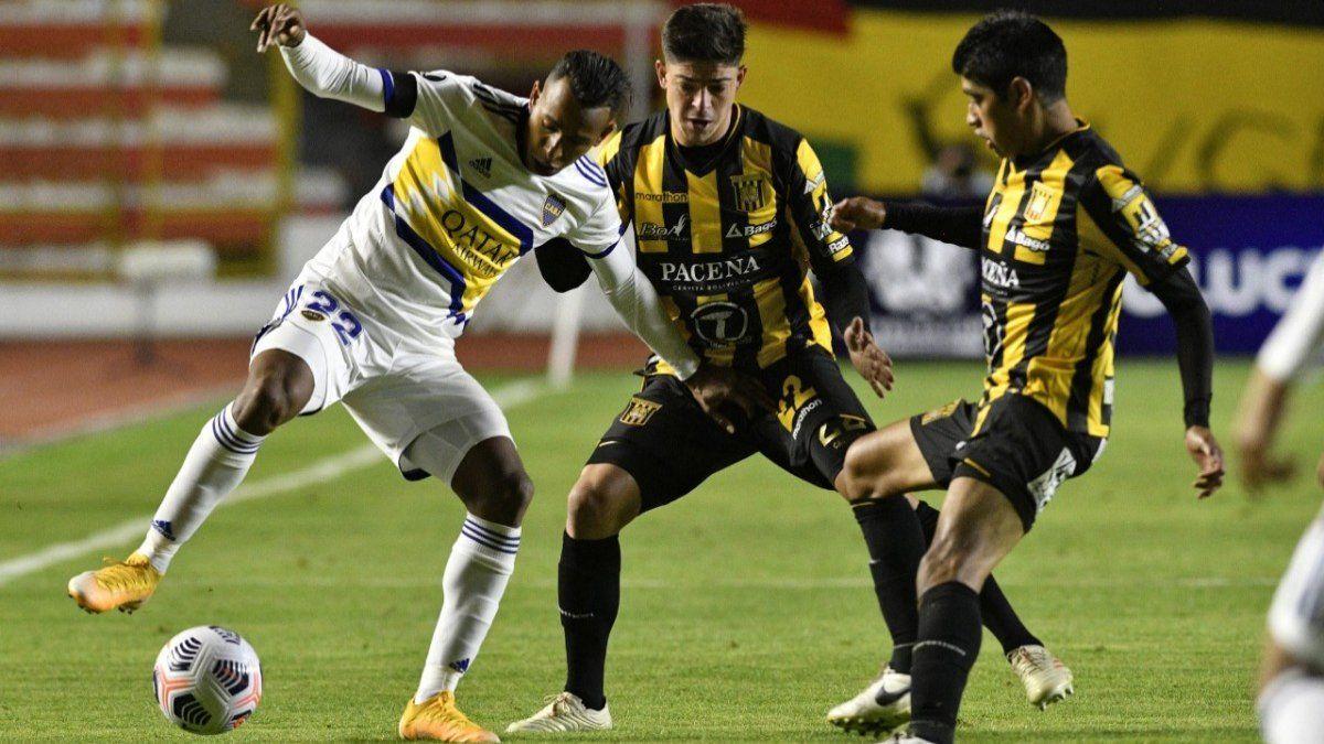 Copa Libertadores: Boca enfrenta a The Strongest de Bolivia en busca de la  clasificación a octavos