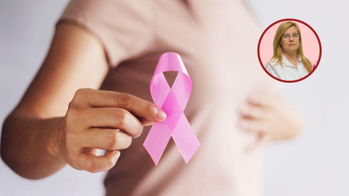 En el mes del cáncer de mama