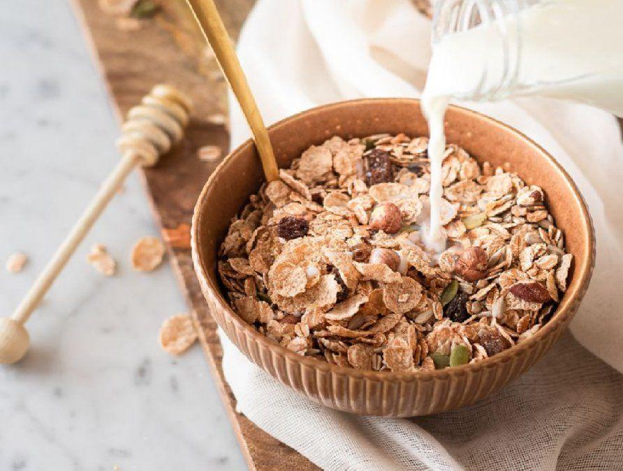 Las fibras insolubleslas vemos en los cereales y derivados integrales