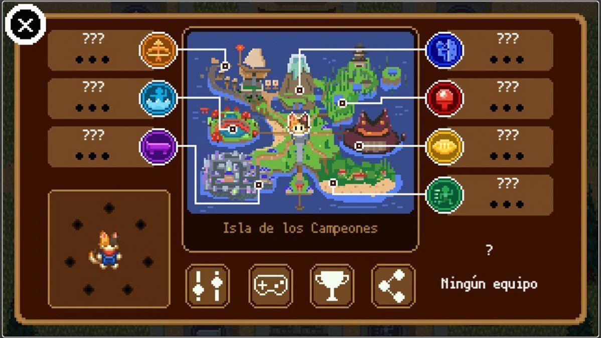 Champions Island Games: el videojuego que propone Doodle de Google para celebra los JJ.OO. de Tokio 2020