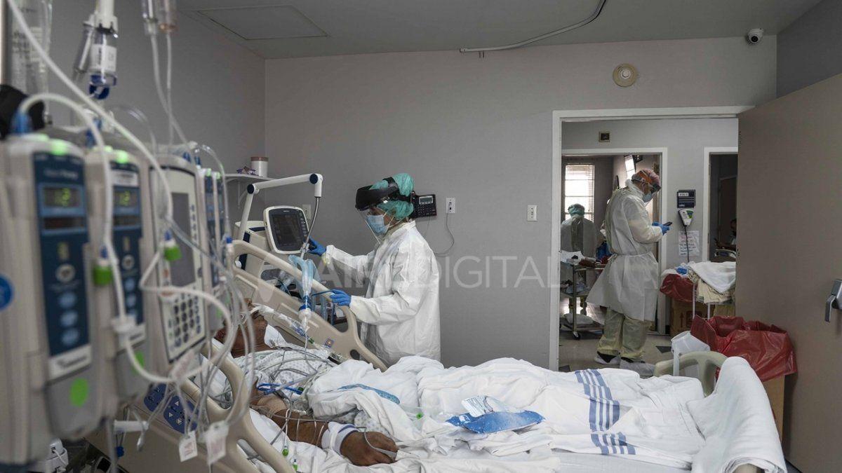 De los77.815pacientes diagnosticados entre el 3 de marzo y el 5 de julio