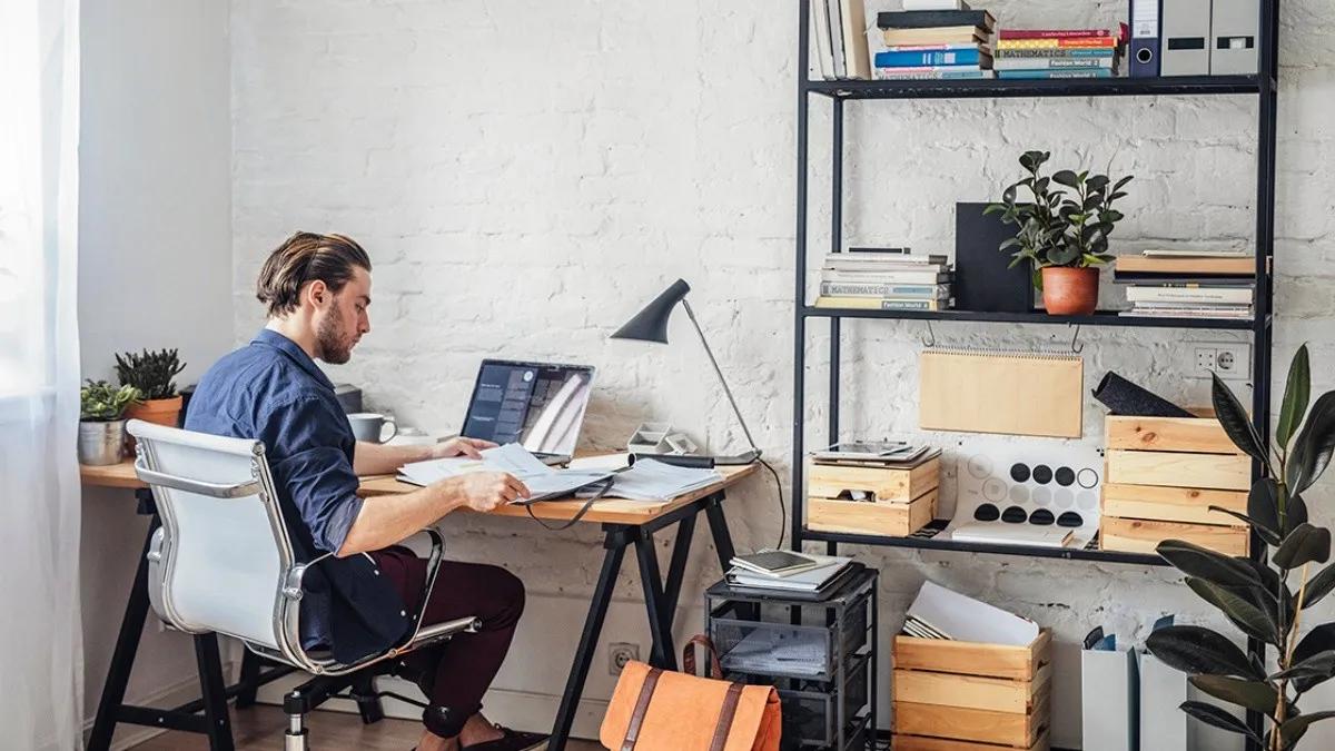 Hábitos saludables para afrontar el home office