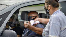 Otras 248 personas murieron y 20.461 fueron reportadas con coronavirus en las últimas 24 horas en la Argentina, con lo que suman 59.476 los fallecidos registrados oficialmente a nivel nacional y 2.714.475 los contagiados desde el inicio de la pandemia, informó este lunes el Ministerio de Salud.