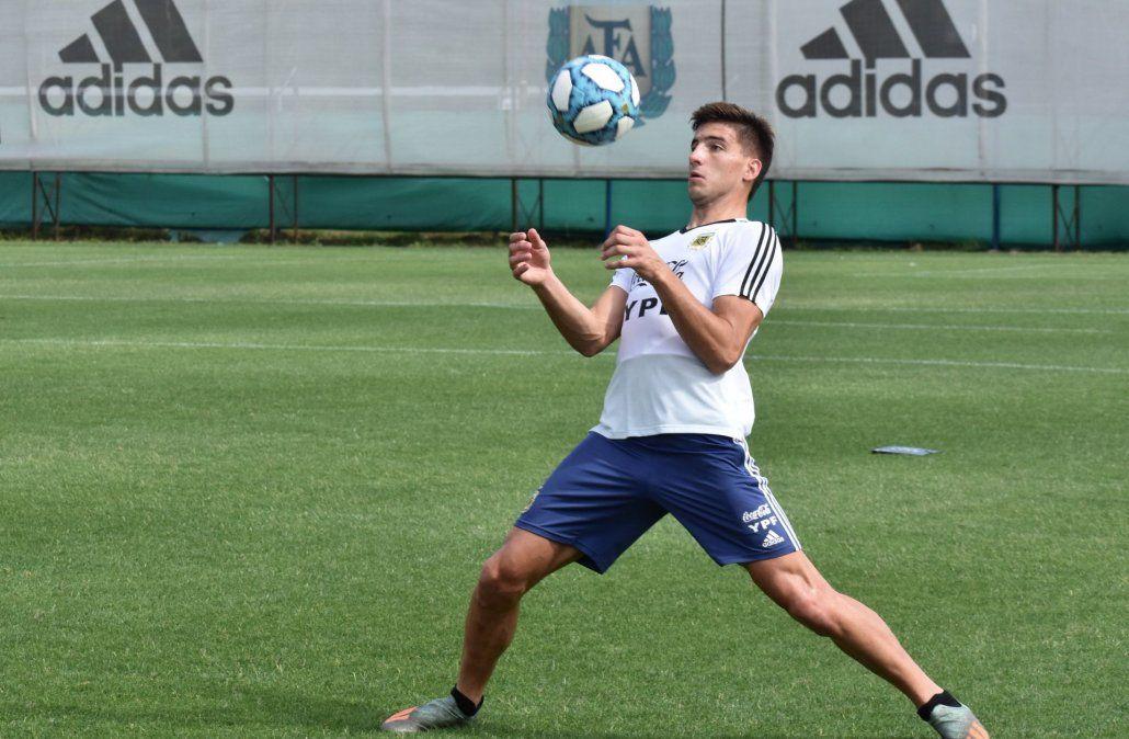 Matías Nani será jugador de Unión. Llega a préstamo por un año y opción de compra del 50%.