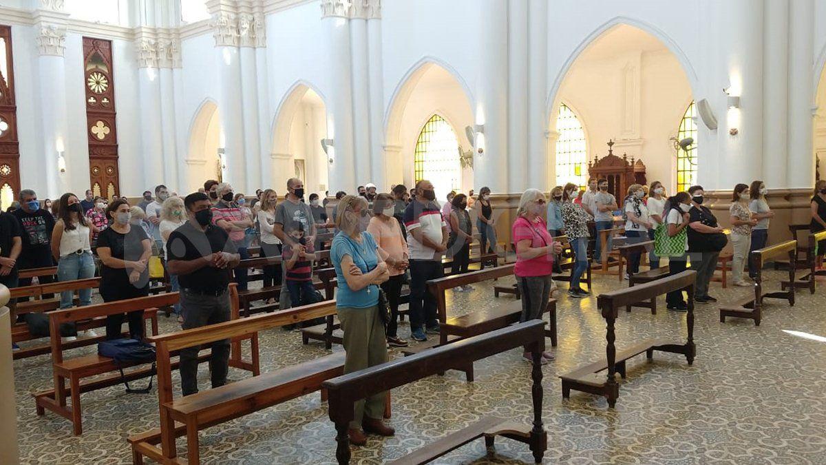 Se ha limitado la capacidad de personas que pueden ingresar a la Basílica