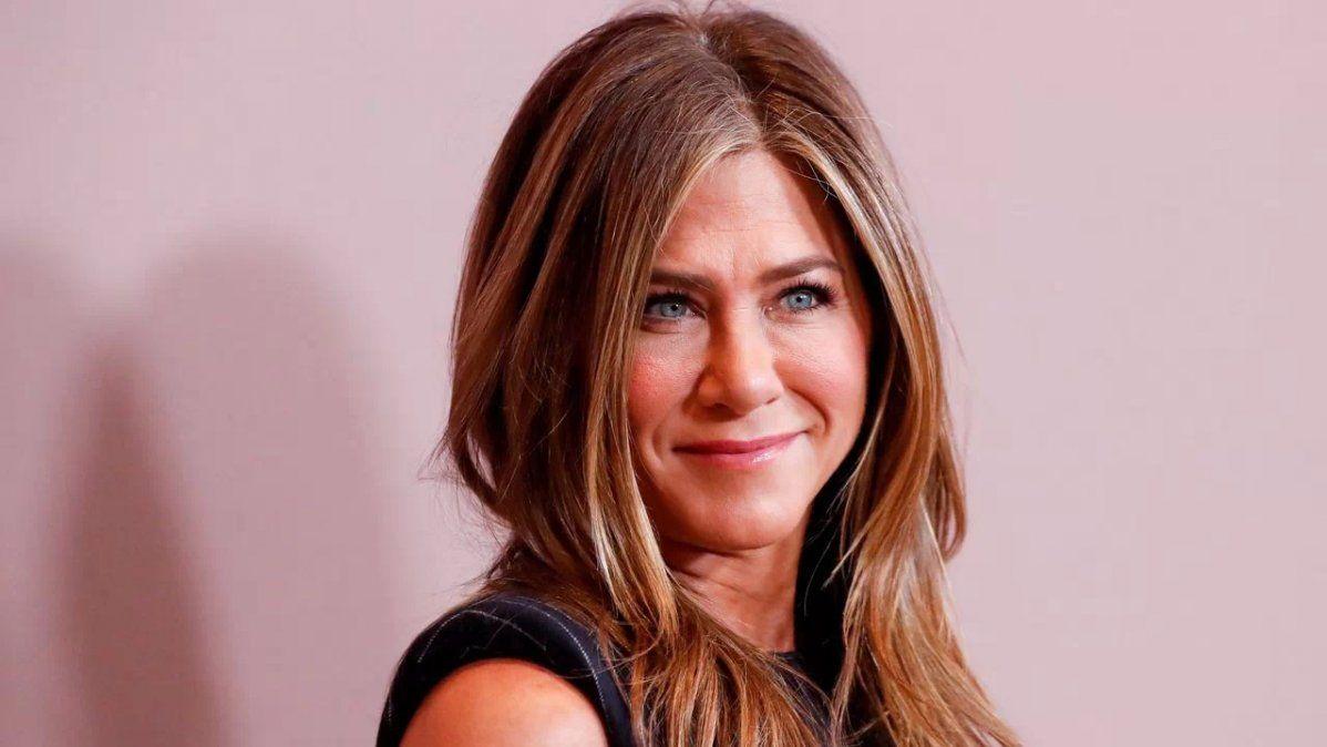 Jennifer Aniston derritió la red con su nuevo amor