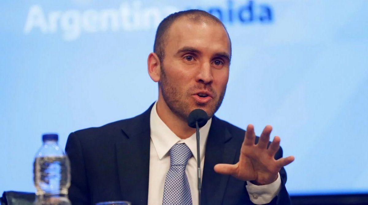 Guzmán irá al Congreso el 12 de febrero, en coincidencia con la visita del FMI al país