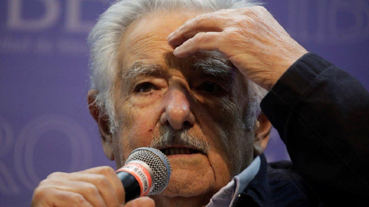 El expresidente de Uruguay