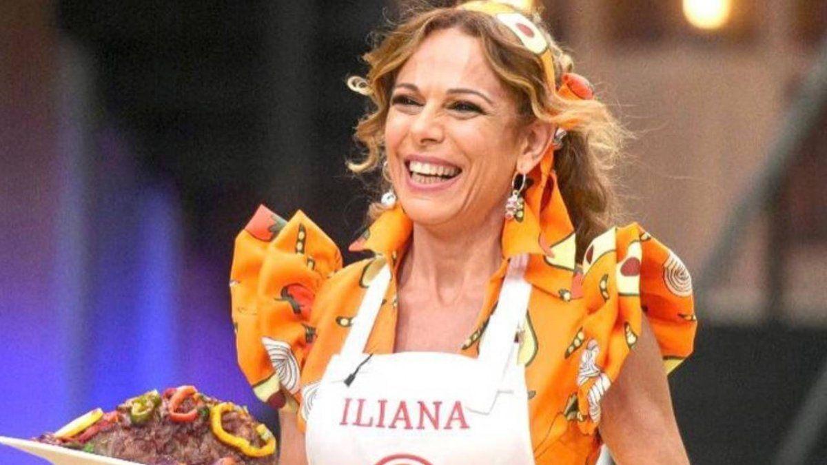 ¿Iliana Calabró vuelve a MasterChef?