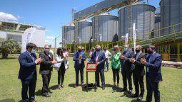 Este jueves, el presidente de la Nación, Alberto Fernández visitó la ciudad santafesina de Venado Tuerto donde realizó anuncios de importantes inversiones en materia económica.