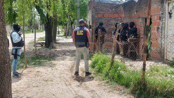 Este sábado 2 de octubre, efectivos de la Agencia de Investigación Criminal realizaron cerca de 30 procedimientos en La Ranita, Nuevo Horizonte y alrededores