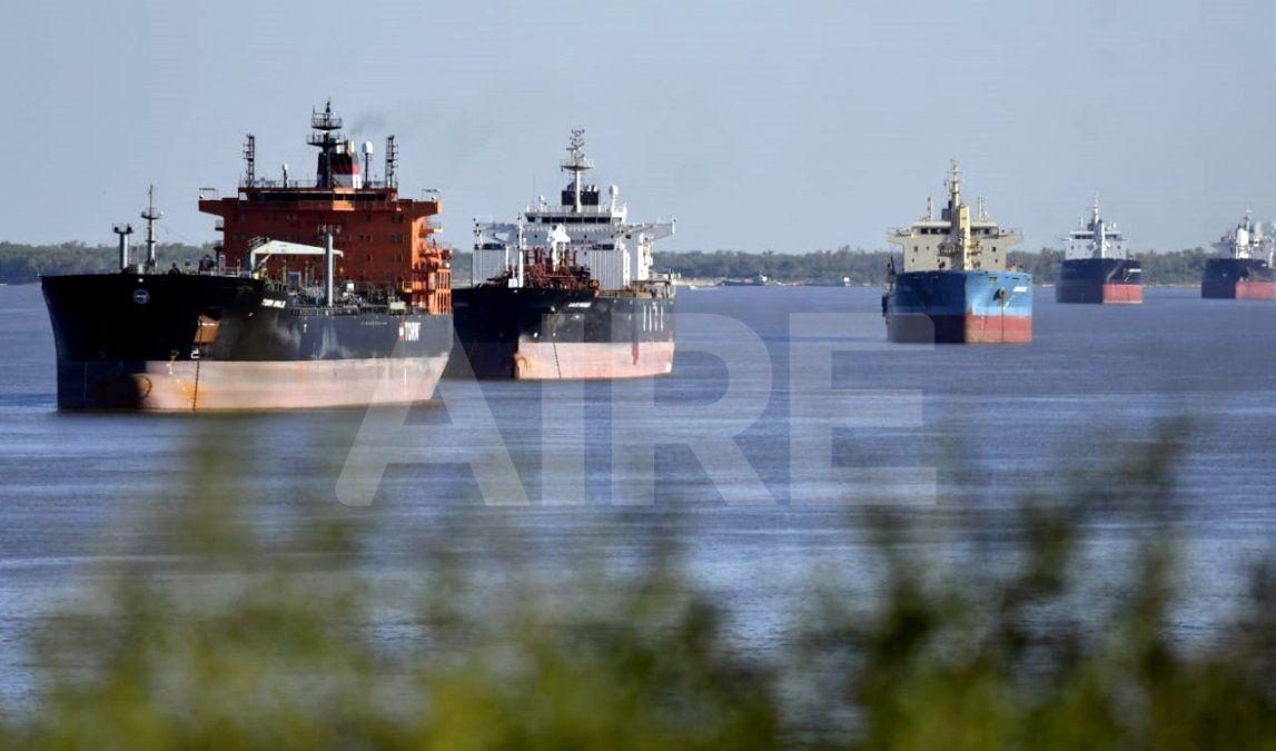 La Administración General de Puertos (AGP) estará a cargo de controlar y gestionar durante los próximos 12 meses la vía navegable más importante de la Argentina