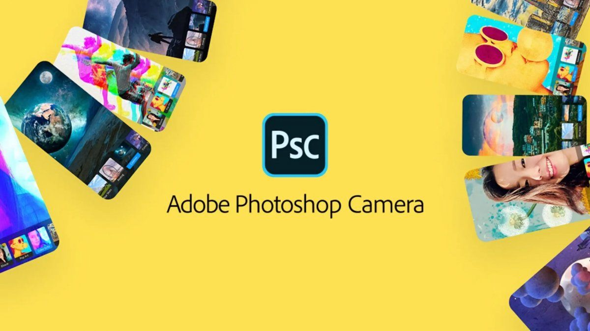 Photoshop Camera de Adobe