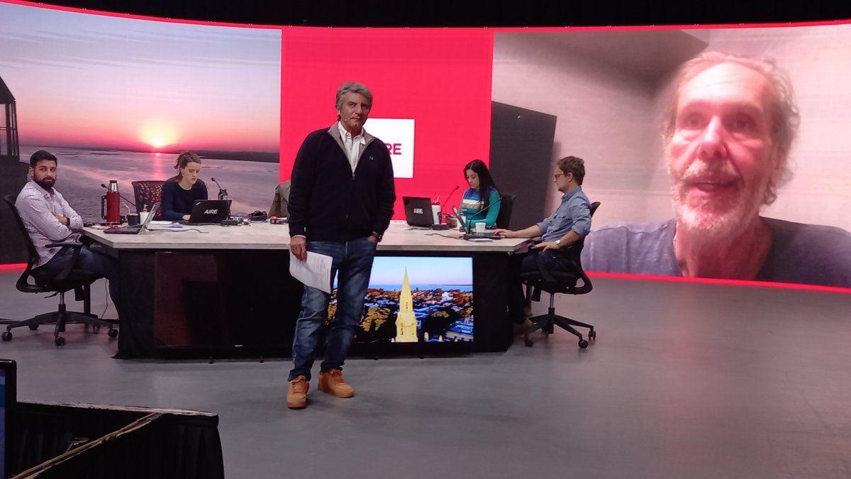Gonzalo Bonadeo habló con Luis Mino en AIRE.