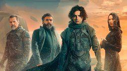 """De todas formas,la fecha prevista de octubre para su estreno en cines y en HBO Max sigue confirmada, en el marco de la disposición de la compañía sobre los lanzamientos de todas sus películas, que saldrán de forma """"híbrida"""", de acuerdo a los que sus ejecutivos informaron en diciembre de 2020."""