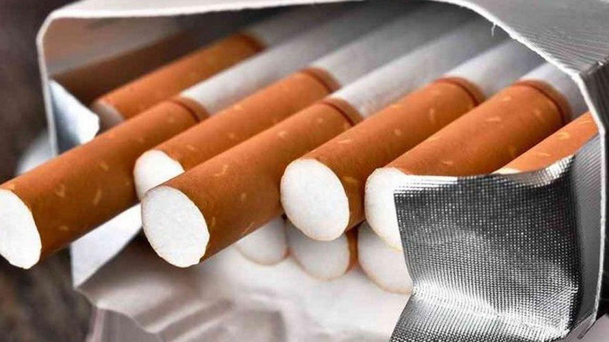 Subirán un 7% promedio los precios de los cigarrillos a partir de este martes.